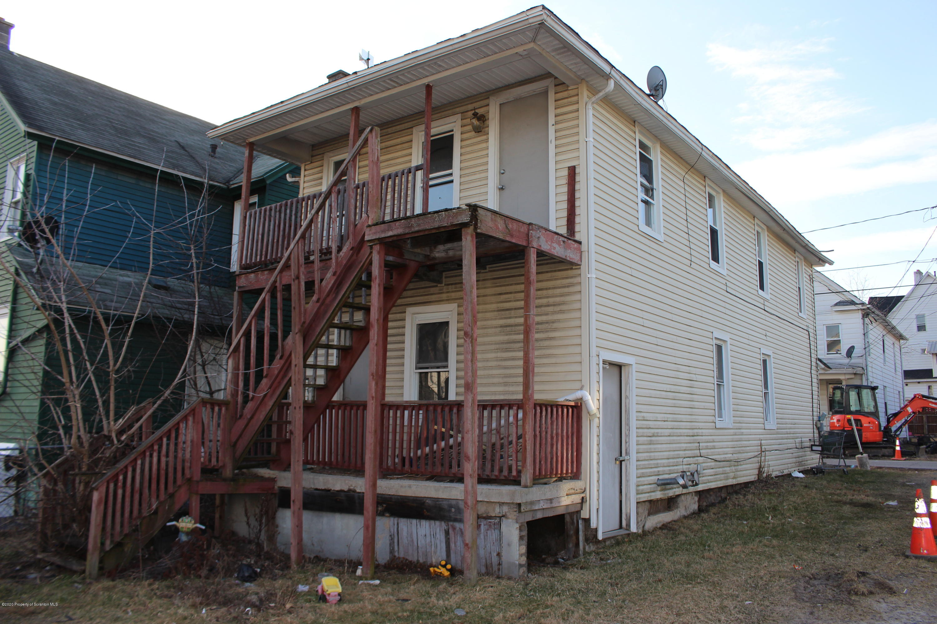 308 Main Ave, Scranton, Pennsylvania 18504, ,Multi-Family,For Sale,Main,20-700