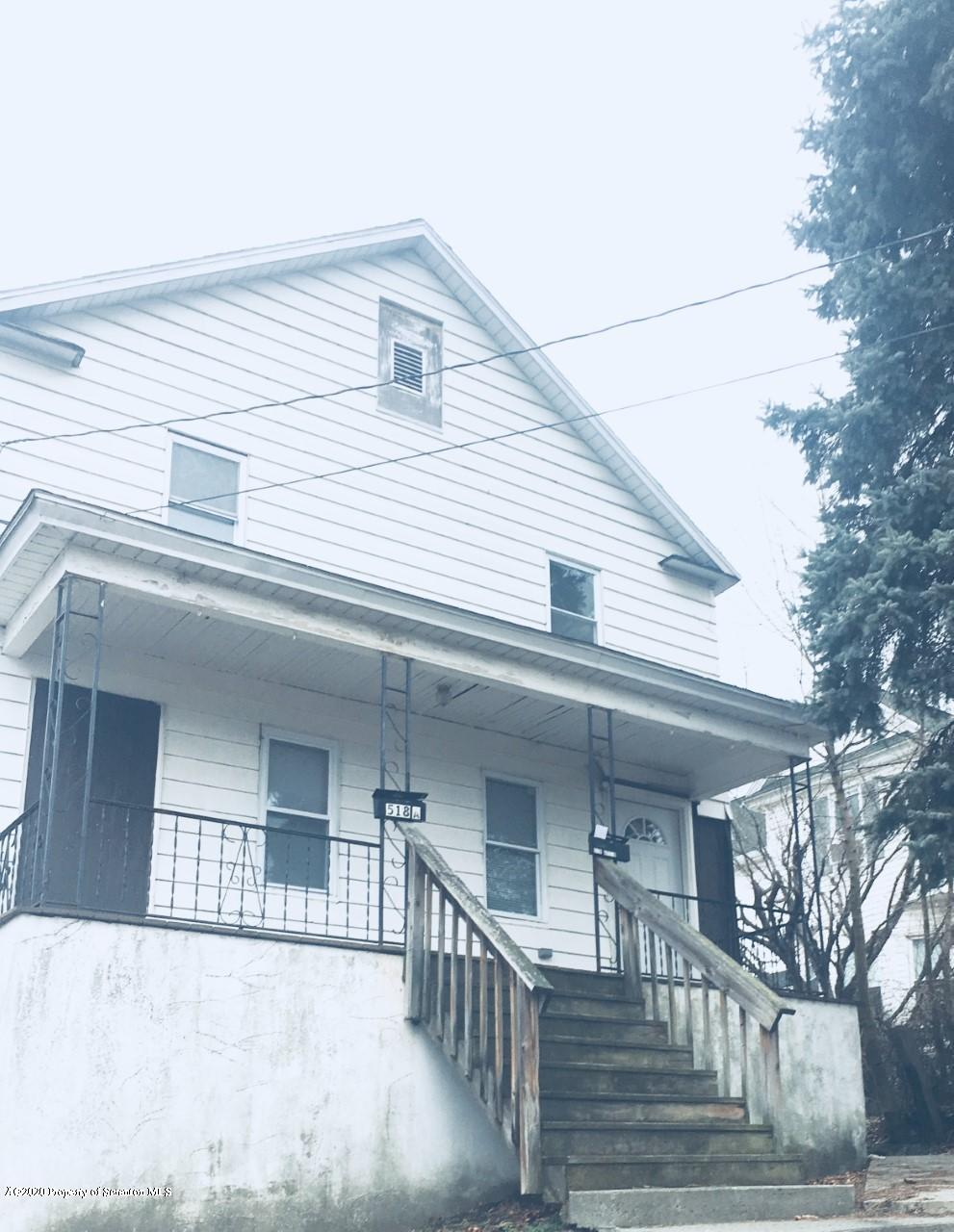 518 Meade St, Throop, Pennsylvania 18512, ,Multi-Family,For Sale,Meade,20-958