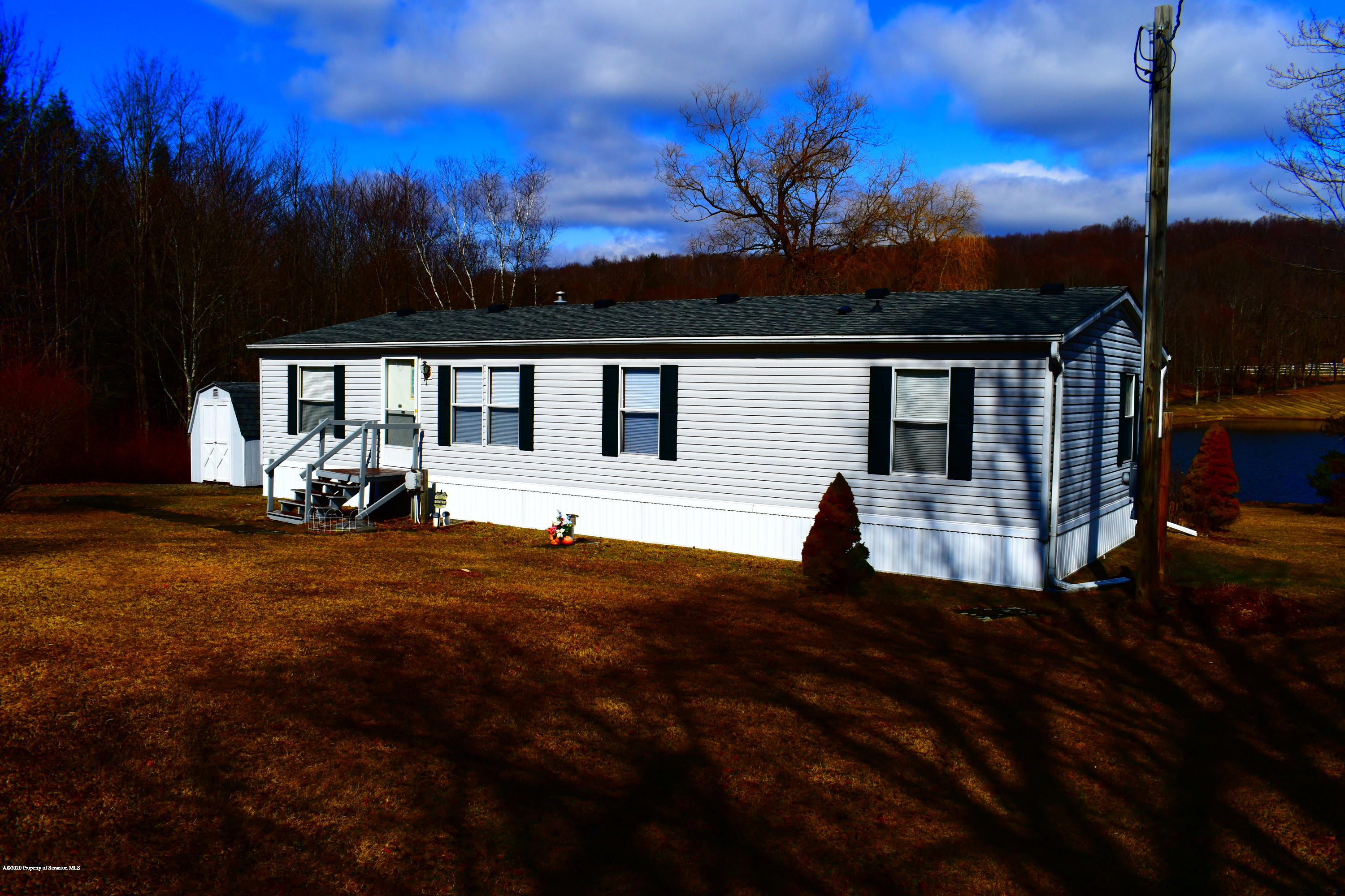 595 Raylean Road, Montrose, Pennsylvania 18801, 3 Bedrooms Bedrooms, 6 Rooms Rooms,2 BathroomsBathrooms,Single Family,For Sale,Raylean Road,20-1142