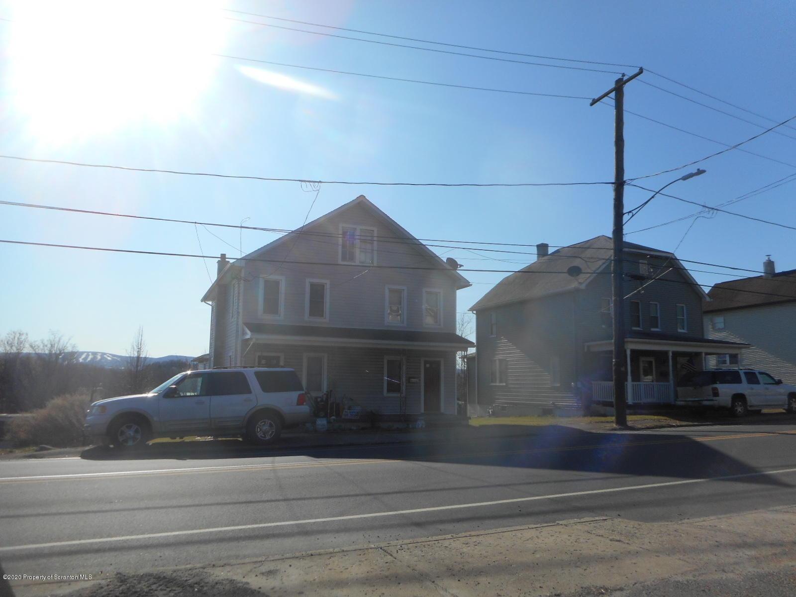 327 Keyser Ave, Old Forge, Pennsylvania 18518, ,Multi-Family,For Sale,Keyser,20-1200