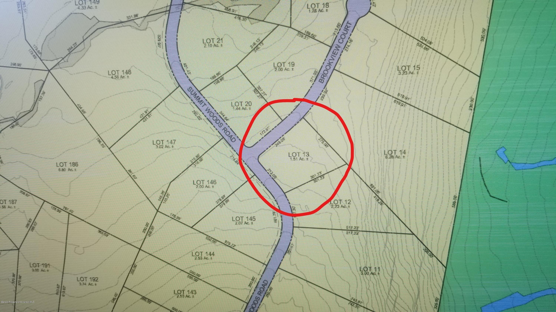 LOT 113 BROOKVIEW COURT, Roaring Brook Twp, Pennsylvania 18444, ,Land,For Sale,BROOKVIEW,20-1341