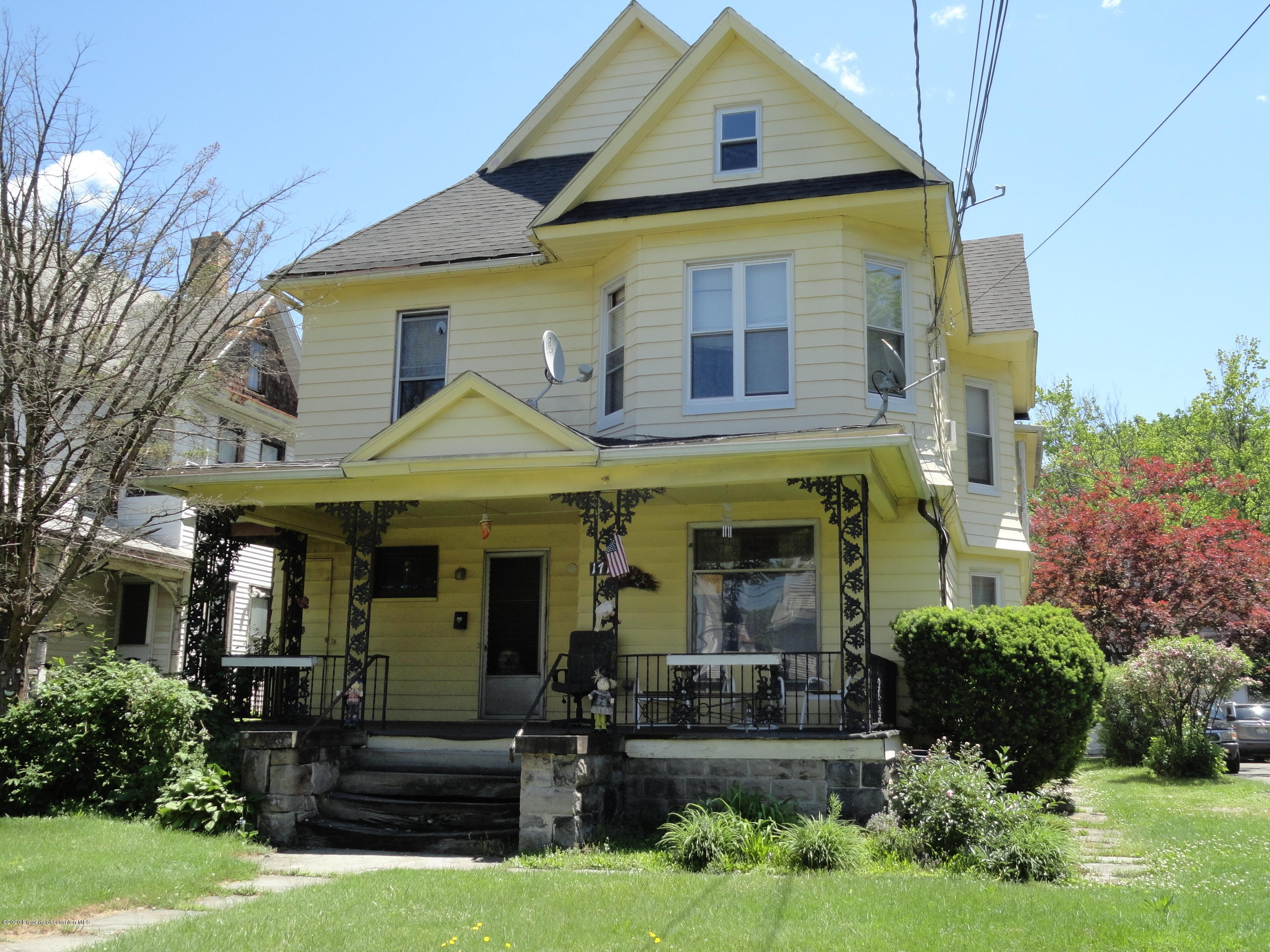 1710 Sanderson Ave, Scranton, Pennsylvania 18509, ,Multi-Family,For Sale,Sanderson,20-1705