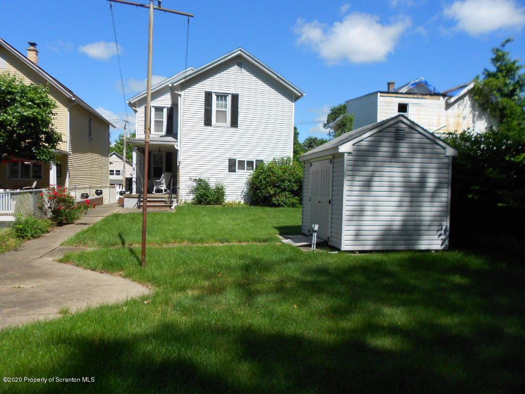 1318 Adams Ave, Dunmore, Pennsylvania 18509, 3 Bedrooms Bedrooms, 6 Rooms Rooms,2 BathroomsBathrooms,Single Family,For Sale,Adams,20-2262