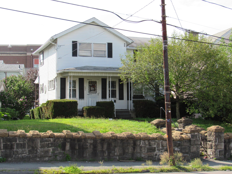 620 Main Ave, Scranton, Pennsylvania 18504, 3 Bedrooms Bedrooms, 6 Rooms Rooms,2 BathroomsBathrooms,Single Family,For Sale,Main,20-2225