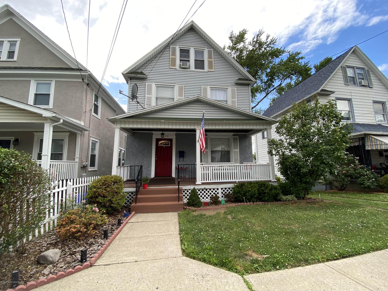 2219 Capouse Ave, Scranton, Pennsylvania 18509, 4 Bedrooms Bedrooms, 10 Rooms Rooms,1 BathroomBathrooms,Single Family,For Sale,Capouse,20-2227