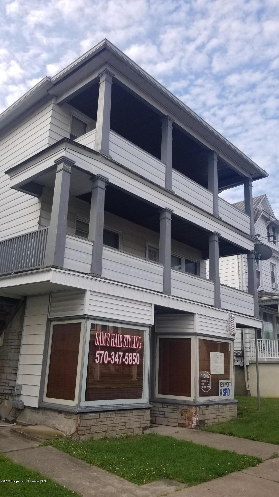 1313 PROSPECT AVENUE, Scranton, Pennsylvania 18505, ,Multi-Family,For Sale,PROSPECT,20-2270