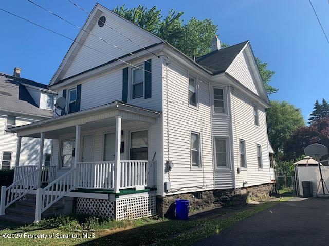 619 Dean St, Scranton, Pennsylvania 18508, ,Multi-Family,For Sale,Dean,20-2286