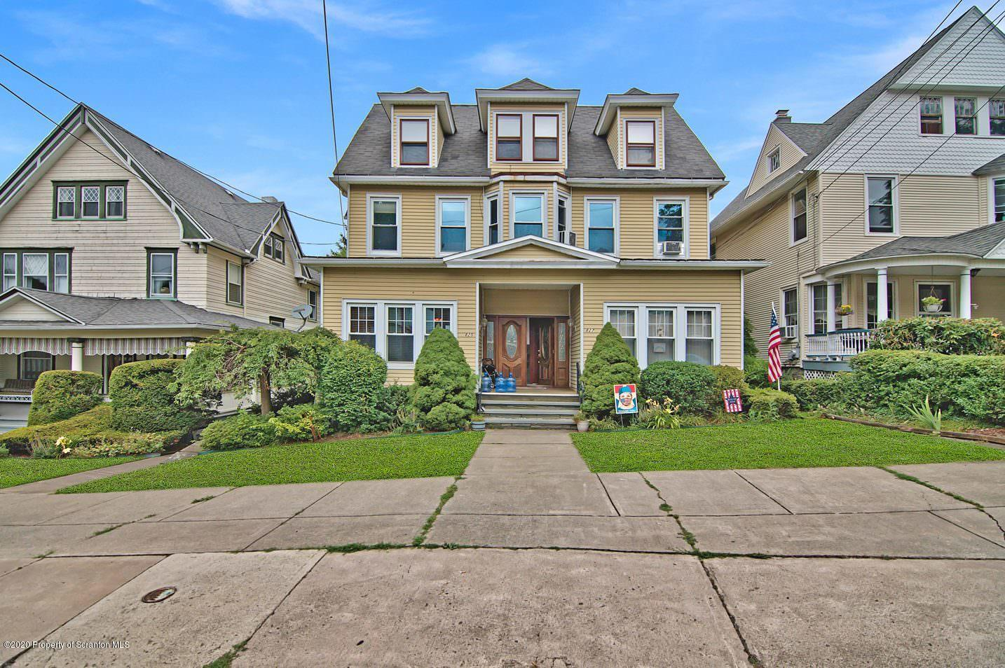 Scranton, Pennsylvania 18509, ,Multi-Family,For Sale,20-2552