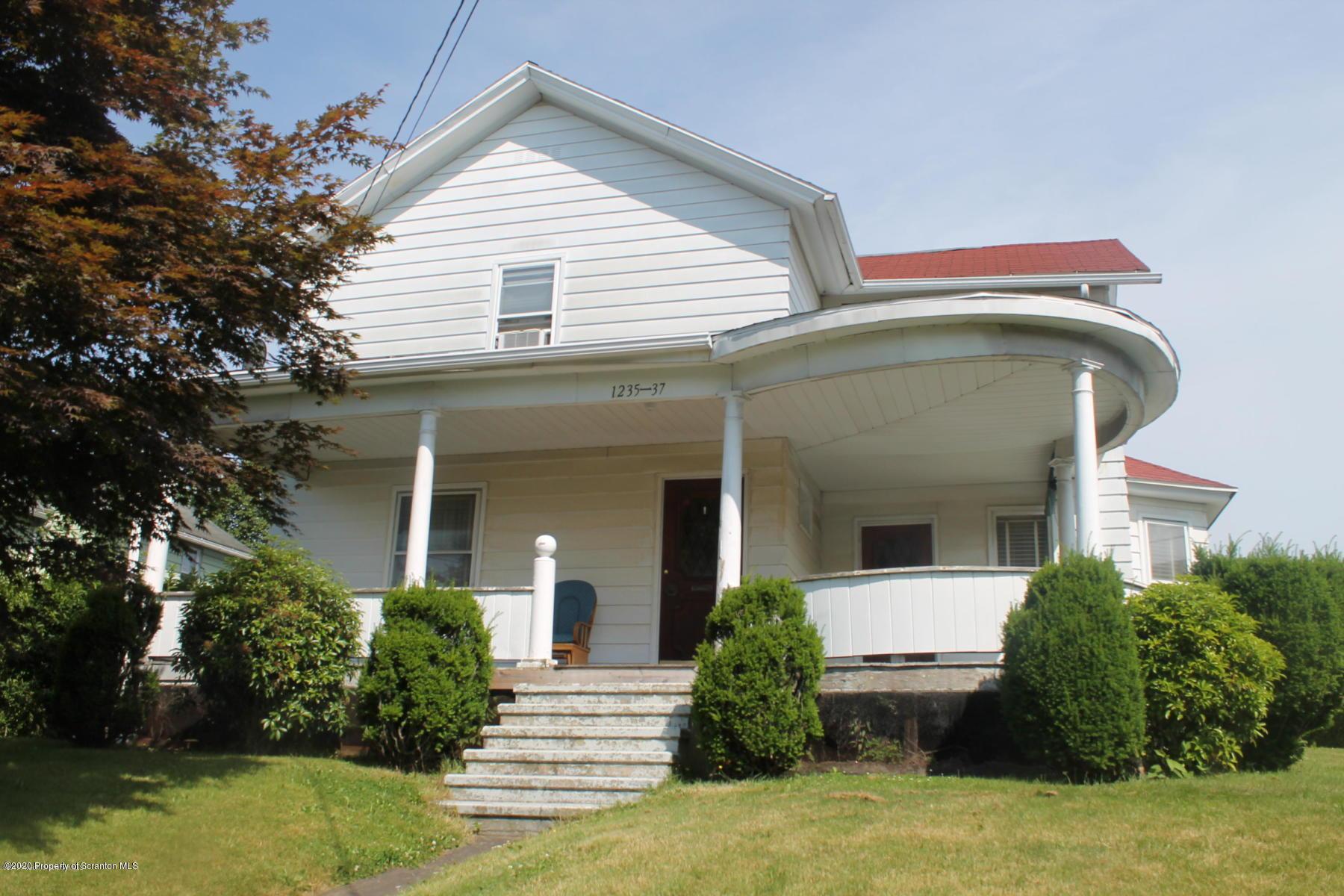 1235 Main St, Dickson City, Pennsylvania 18519, ,Multi-Family,For Sale,Main,20-3387