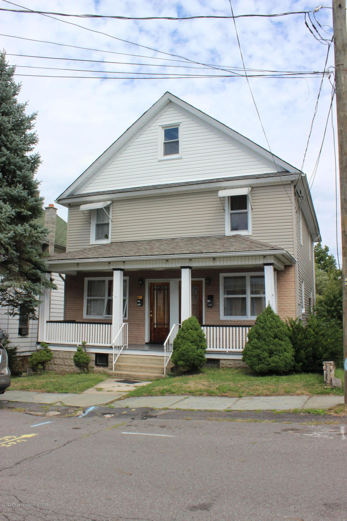 1426 Locust St, Scranton, Pennsylvania 18504, ,Multi-Family,For Sale,Locust,20-3565