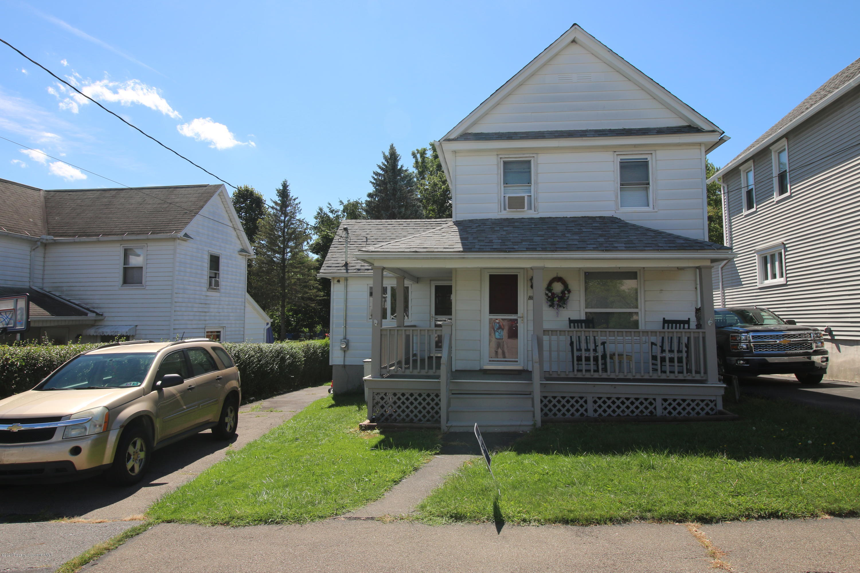 867 Price St, Dickson City, Pennsylvania 18519, 2 Bedrooms Bedrooms, 5 Rooms Rooms,1 BathroomBathrooms,Single Family,For Sale,Price,20-3657