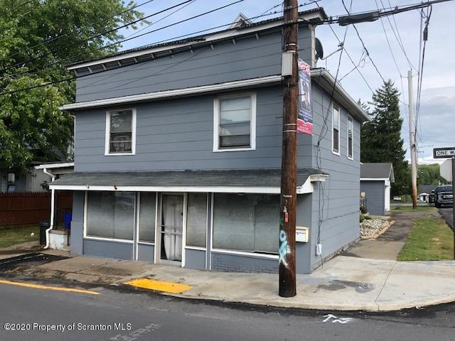 200 Dunmore St, Throop, Pennsylvania 18512, ,Multi-Family,For Sale,Dunmore,20-3731