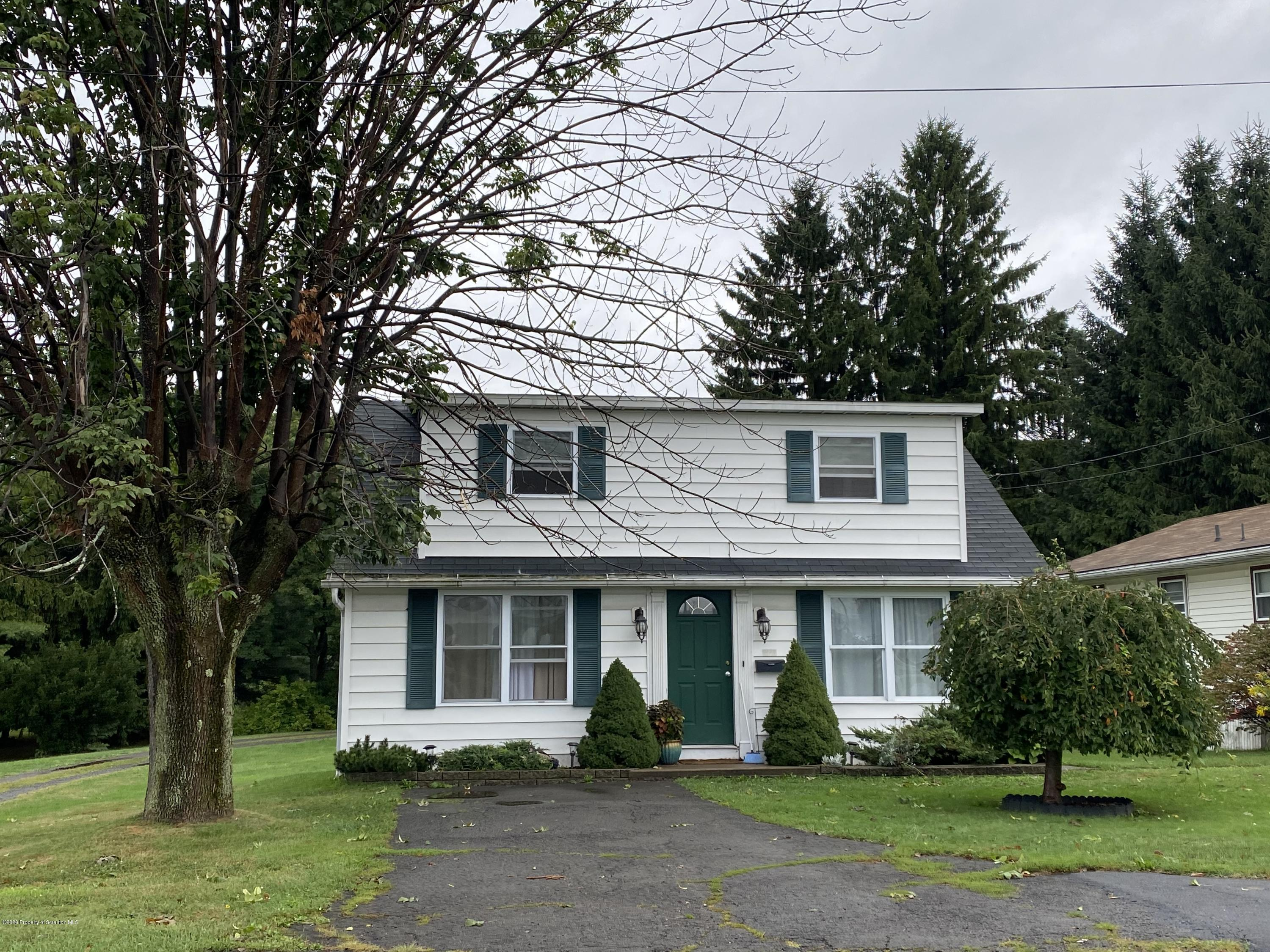 171 Main St, Eynon, Pennsylvania 18403, 3 Bedrooms Bedrooms, 6 Rooms Rooms,2 BathroomsBathrooms,Single Family,For Sale,Main,20-3754