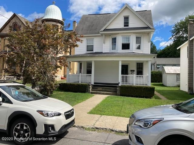 405 Church St, Archbald, Pennsylvania 18403, 4 Bedrooms Bedrooms, 7 Rooms Rooms,1 BathroomBathrooms,Single Family,For Sale,Church,20-3760