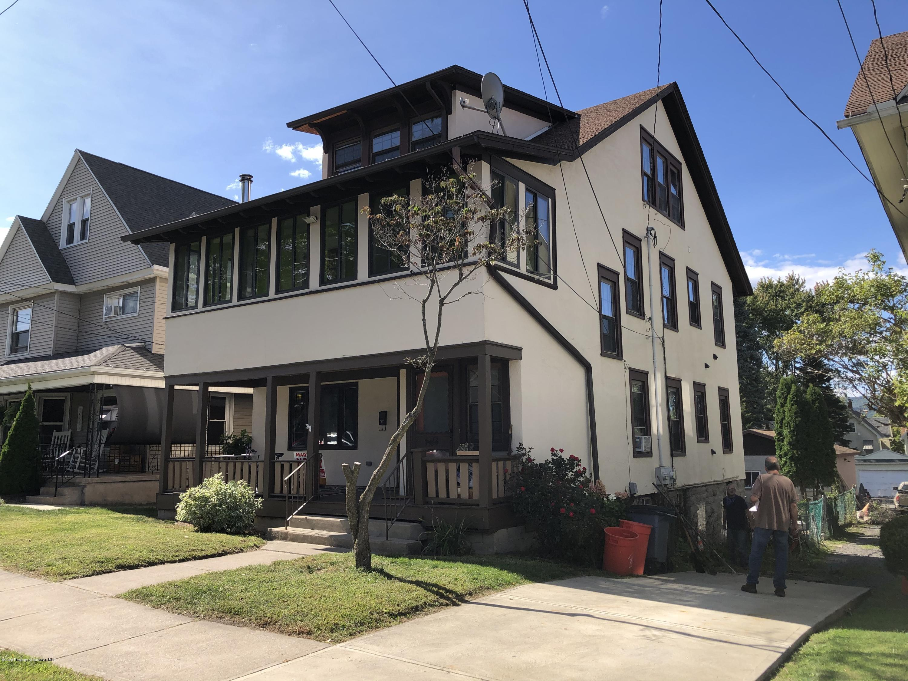 1735-1737 Quincy Ave, Dunmore, Pennsylvania 18509, ,Multi-Family,For Sale,Quincy,20-3895