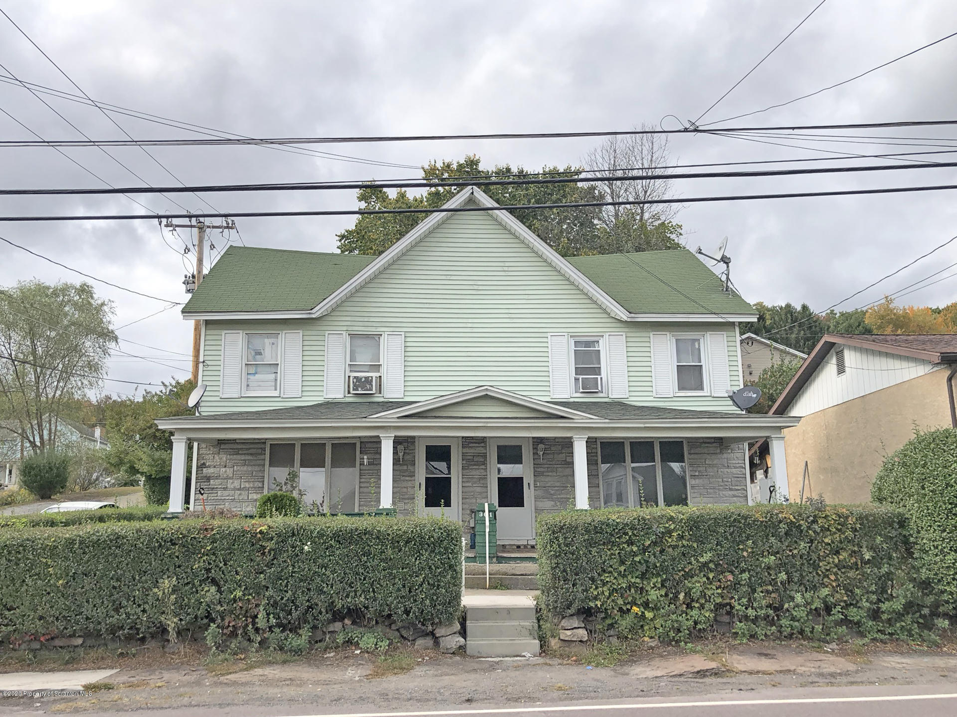 301-303 Depew Ave, Mayfield, Pennsylvania 18433, ,Multi-Family,For Sale,Depew,20-4117