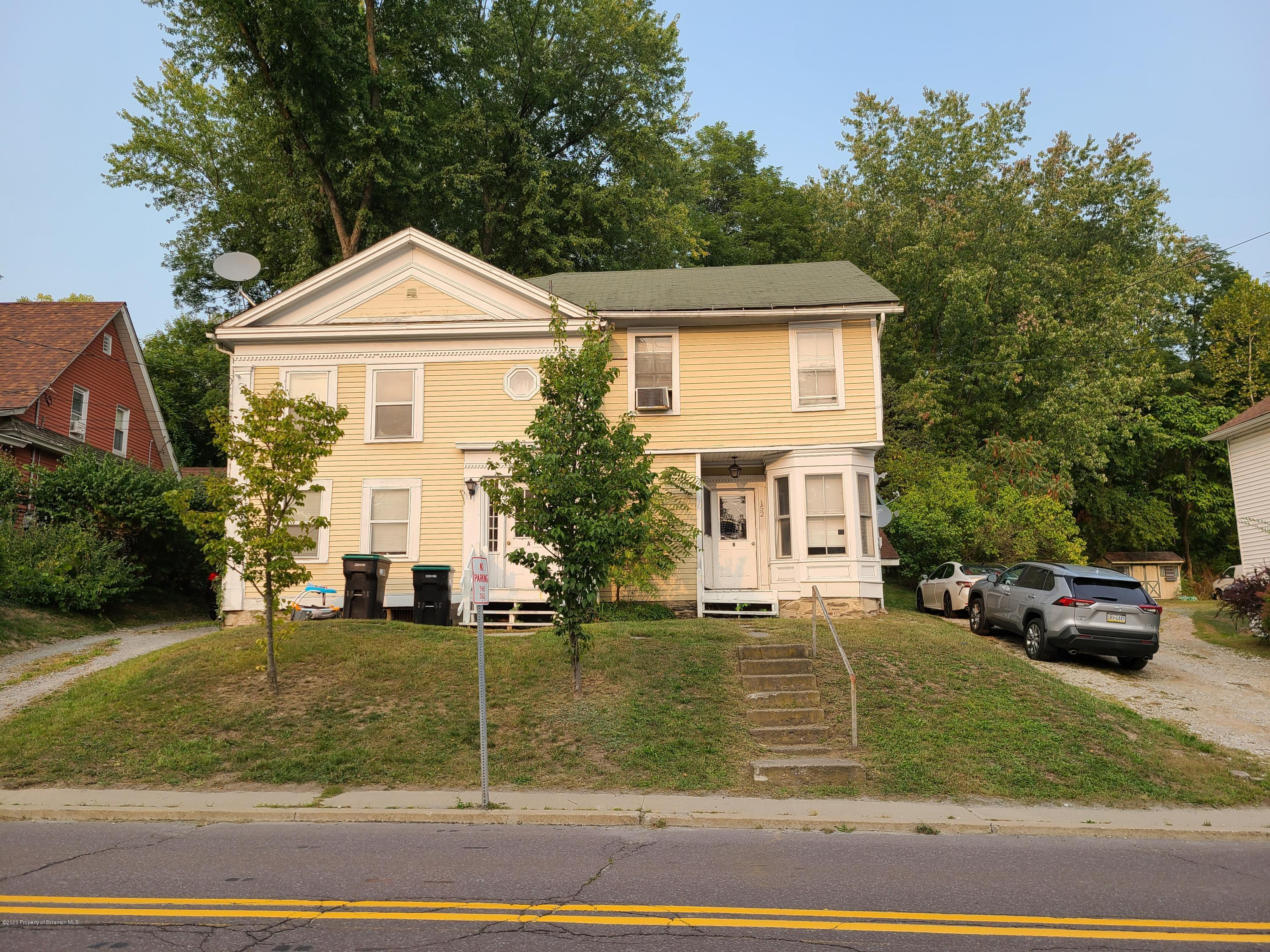 152 154 College Ave, Factoryville, Pennsylvania 18419, ,Multi-Family,For Sale,College,20-4079