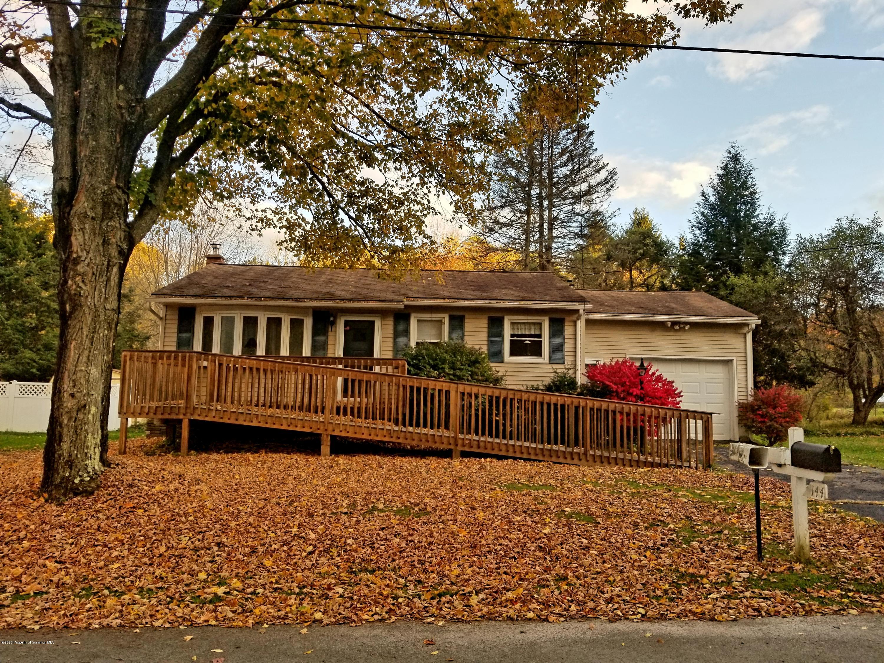 144 Water St, Thompson, Pennsylvania 18465, 2 Bedrooms Bedrooms, 6 Rooms Rooms,1 BathroomBathrooms,Single Family,For Sale,Water,20-4331
