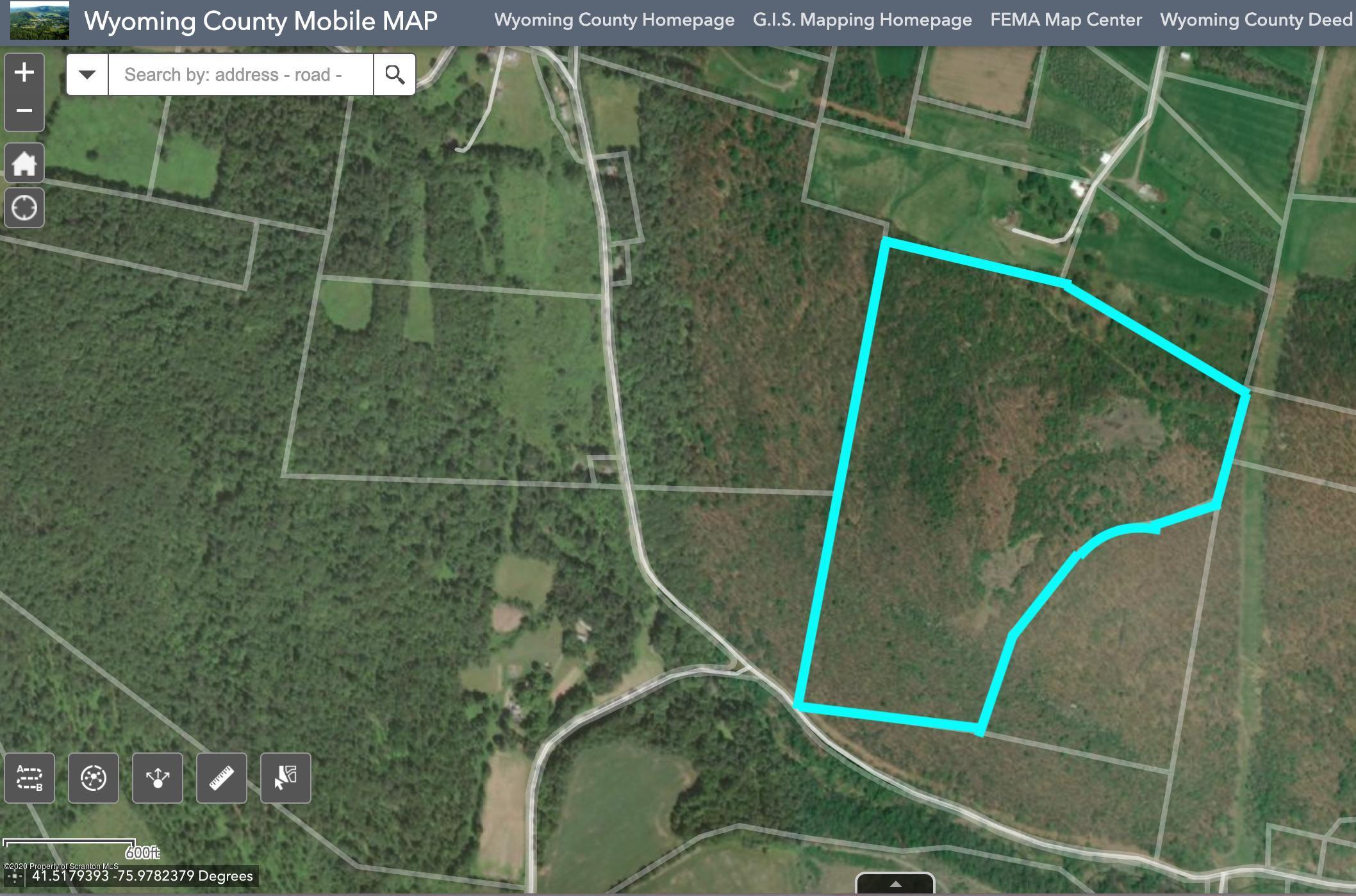 Stephens Ln, Tunkhannock, Pennsylvania 18657, ,Land,For Sale,Stephens Ln,20-4404