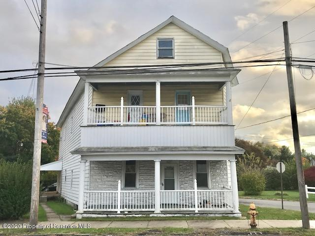 300 Main St, Moosic, Pennsylvania 18507, ,Multi-Family,For Sale,Main,20-4448