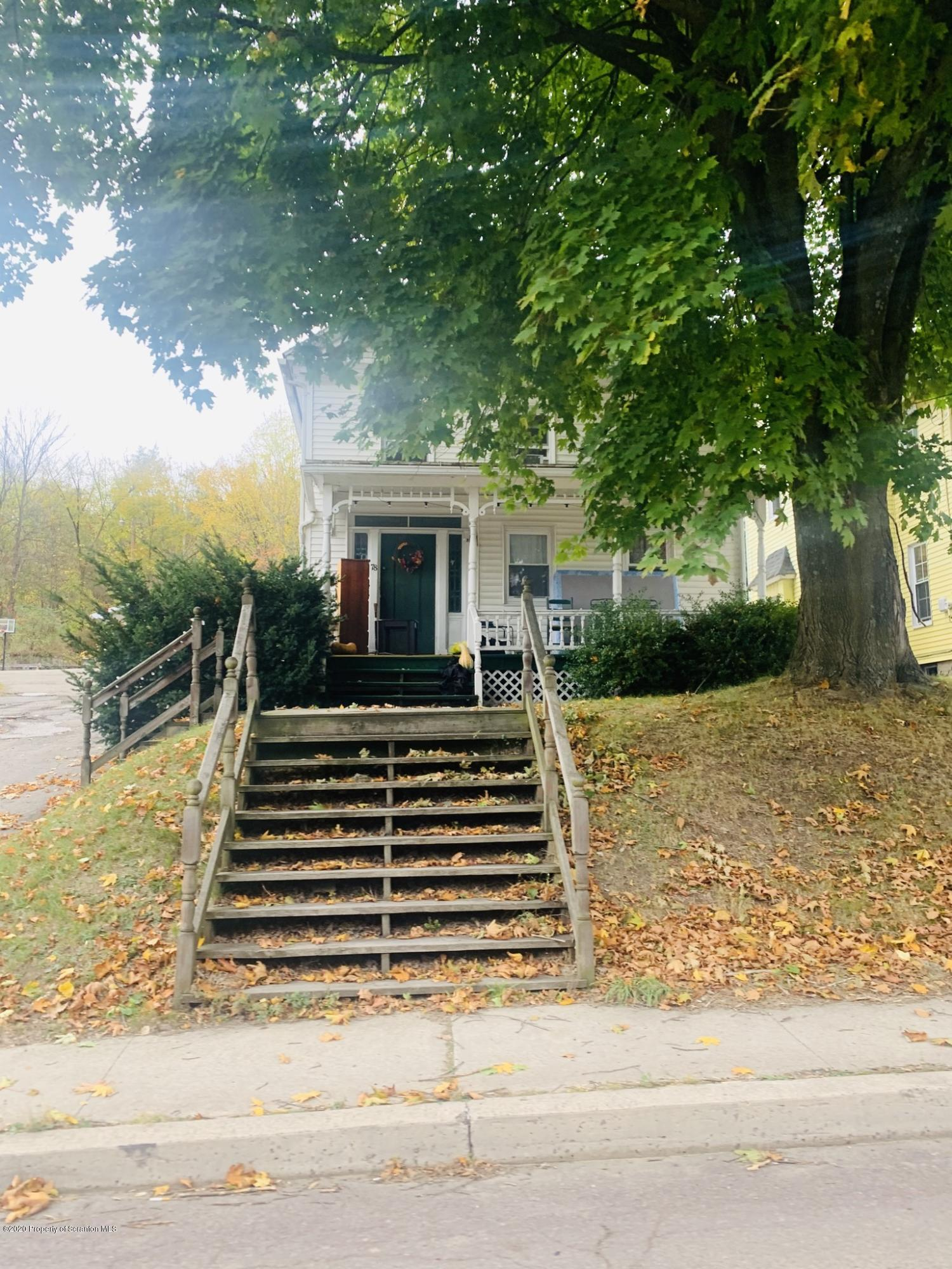 78 College Ave, Factoryville, Pennsylvania 18419, 4 Bedrooms Bedrooms, 7 Rooms Rooms,2 BathroomsBathrooms,Single Family,For Sale,College,20-4468
