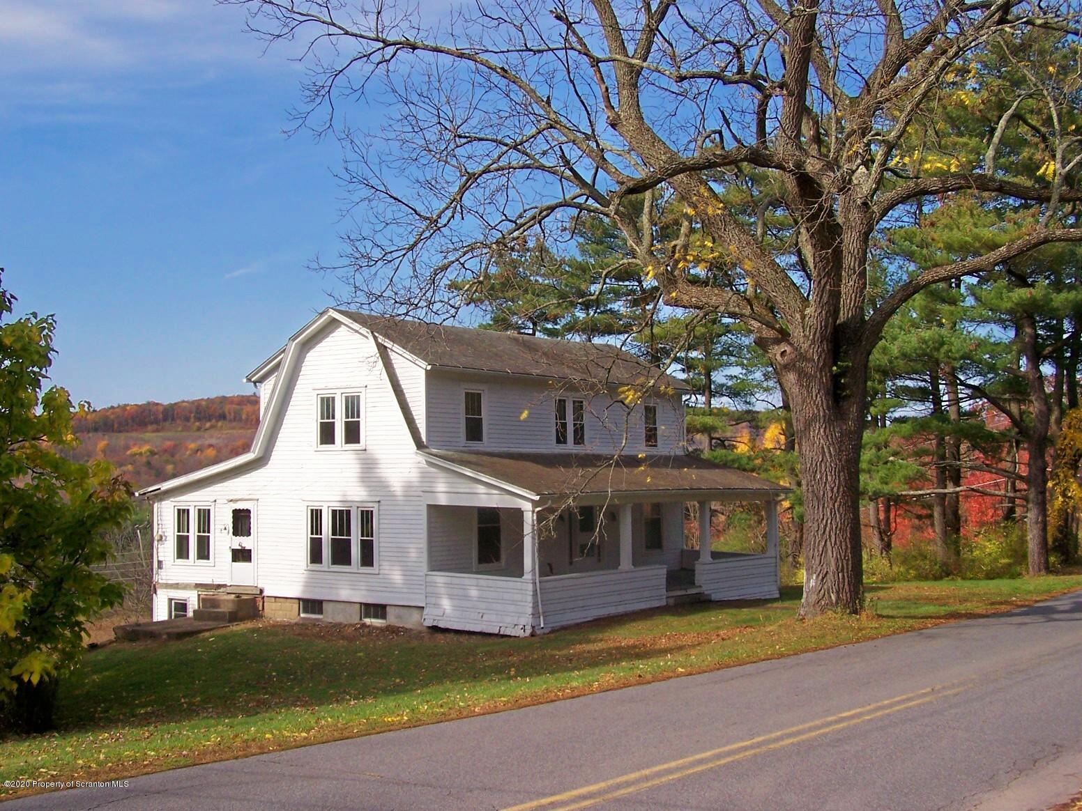 151 Dark Hollow Rd, Tunkhannock, Pennsylvania 18657, 3 Bedrooms Bedrooms, 7 Rooms Rooms,2 BathroomsBathrooms,Single Family,For Sale,Dark Hollow,20-4666