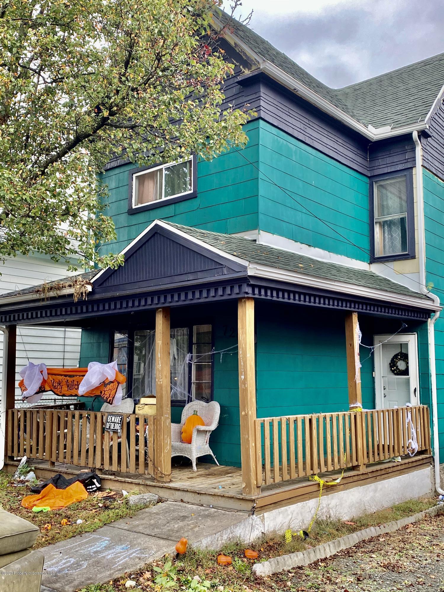 726 Hampton St, Scranton, Pennsylvania 18504, 3 Bedrooms Bedrooms, 6 Rooms Rooms,2 BathroomsBathrooms,Single Family,For Sale,Hampton,20-4670