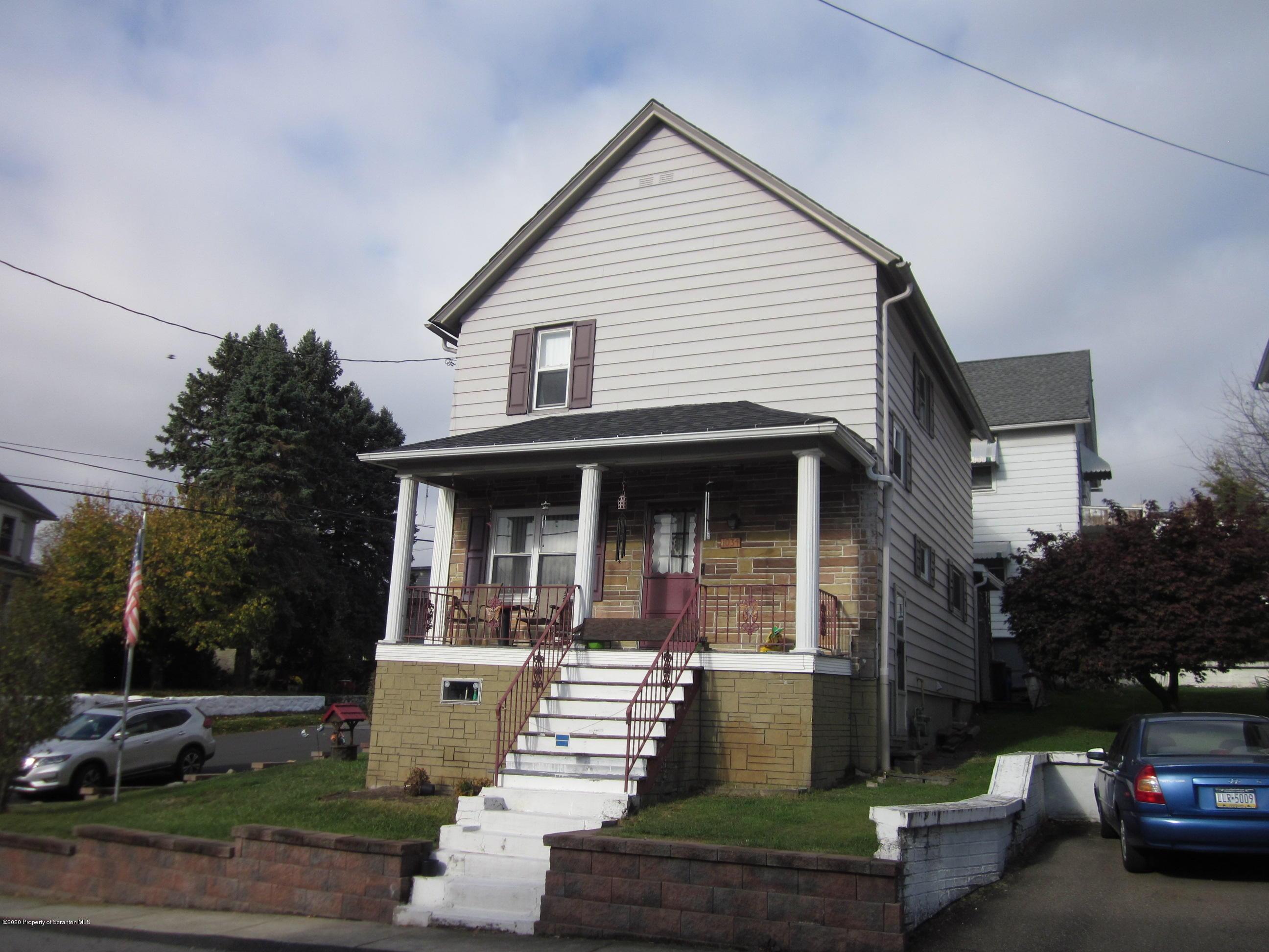 1034 Acker Avenue, Scranton, Pennsylvania 18504, 3 Bedrooms Bedrooms, 6 Rooms Rooms,2 BathroomsBathrooms,Single Family,For Sale,Acker Avenue,20-4734