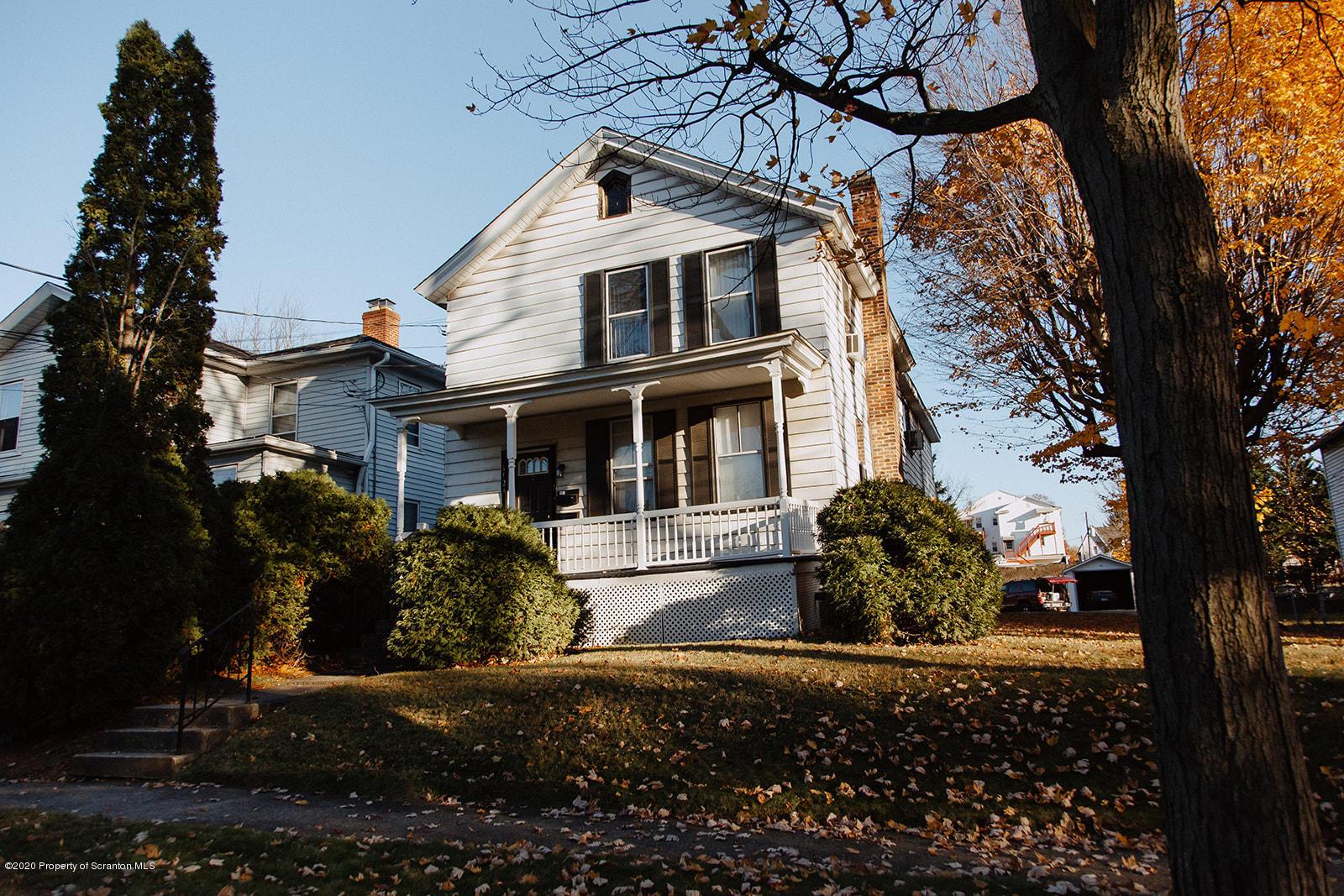1624 Monsey Ave, Scranton, Pennsylvania 18509, ,Multi-Family,For Sale,Monsey,20-4988