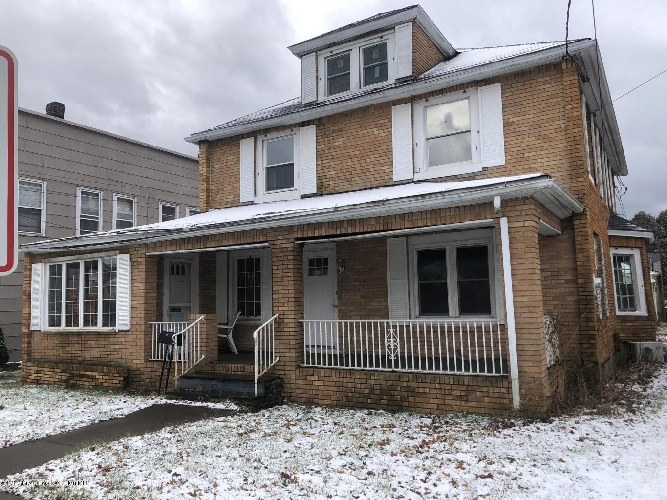 612 Poplar St, Mayfield, Pennsylvania 18433, 4 Bedrooms Bedrooms, 8 Rooms Rooms,2 BathroomsBathrooms,Single Family,For Sale,Poplar,20-4898