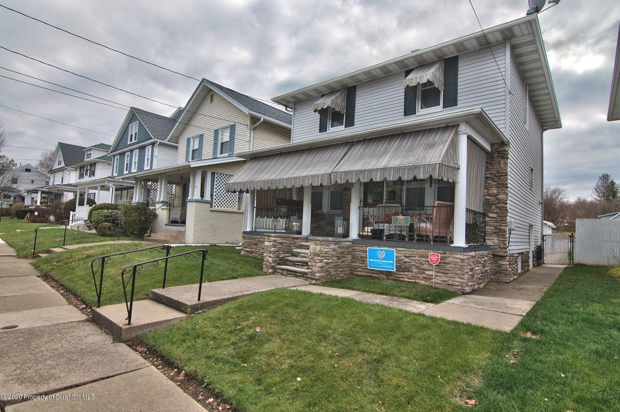 2222 Comegys Ave, Scranton, Pennsylvania 18509, 3 Bedrooms Bedrooms, 6 Rooms Rooms,1 BathroomBathrooms,Single Family,For Sale,Comegys,20-5012
