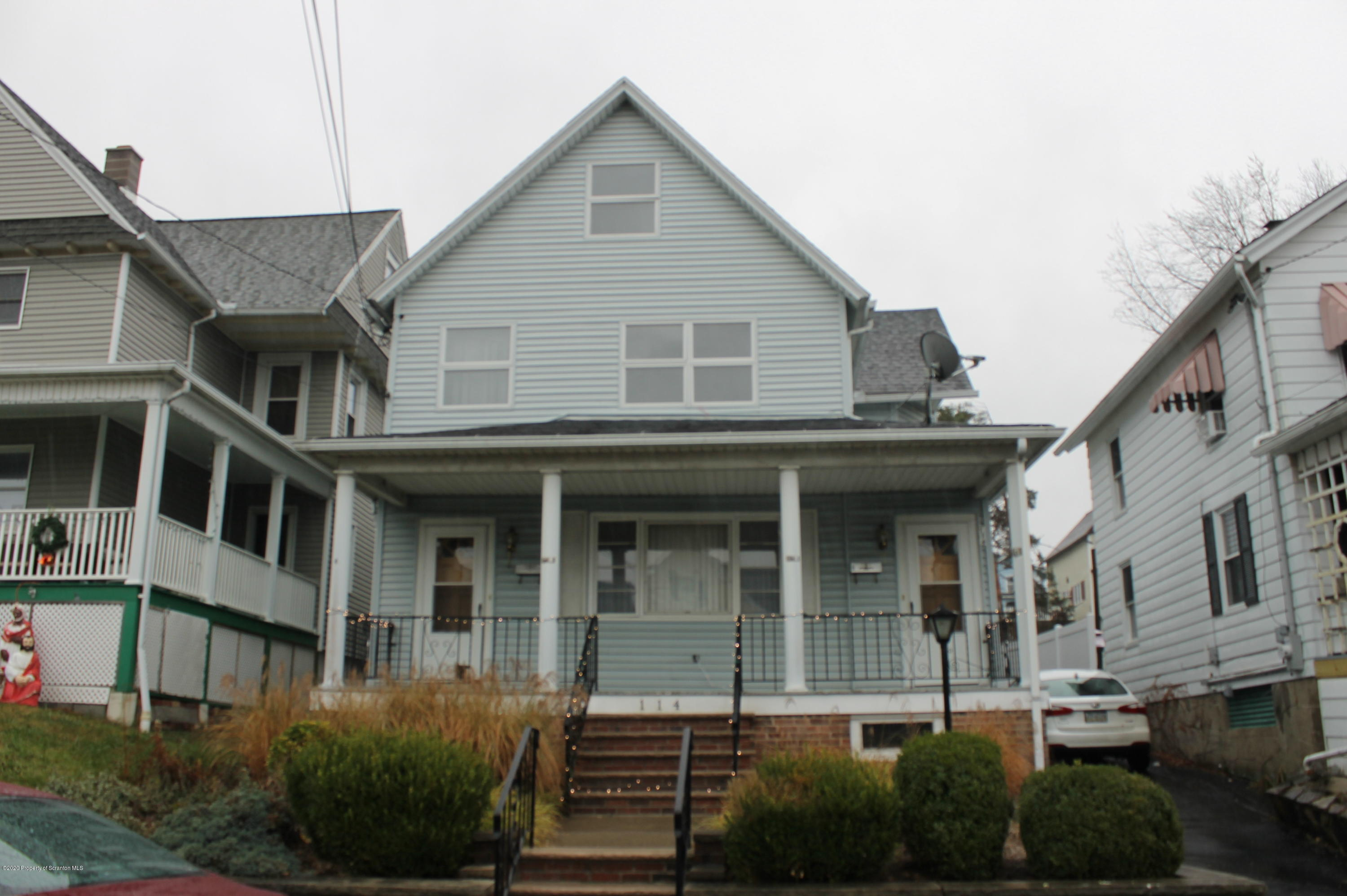114 Walnut St, Dunmore, Pennsylvania 18512, ,Multi-Family,For Sale,Walnut,20-5069