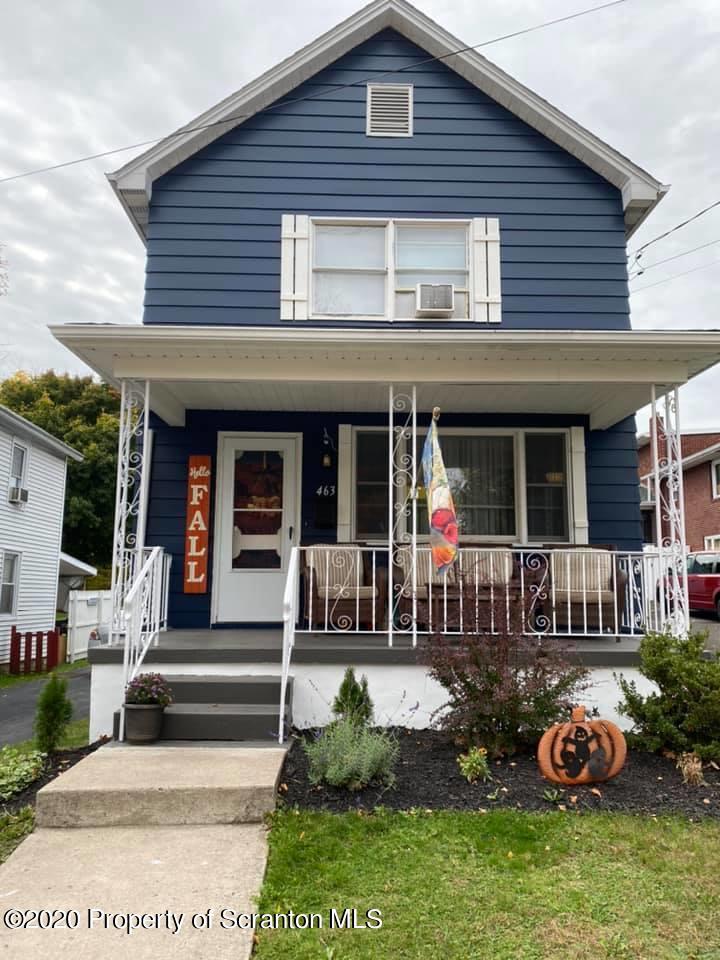 463 Keystone Ave, Peckville, Pennsylvania 18452, 3 Bedrooms Bedrooms, 6 Rooms Rooms,2 BathroomsBathrooms,Single Family,For Sale,Keystone,20-5311