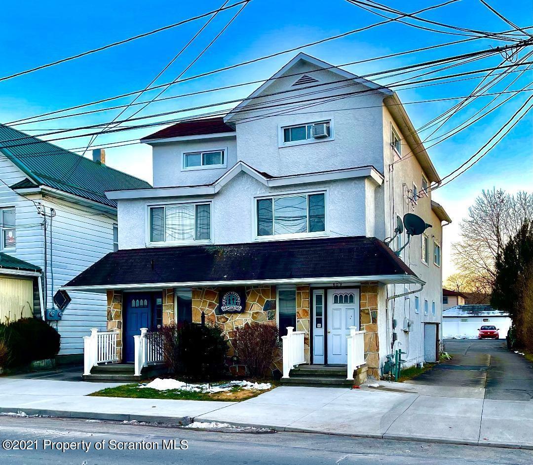 609 Main street, Peckville, Pennsylvania 18452, ,2.5 BathroomsBathrooms,Commercial,For Sale,Main,21-81