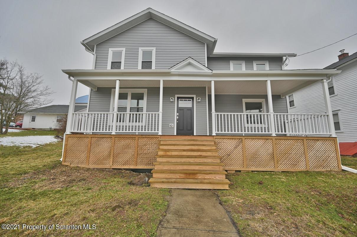 338 Main St, Archbald, Pennsylvania 18403, 3 Bedrooms Bedrooms, 6 Rooms Rooms,3 BathroomsBathrooms,Single Family,For Sale,Main,21-134