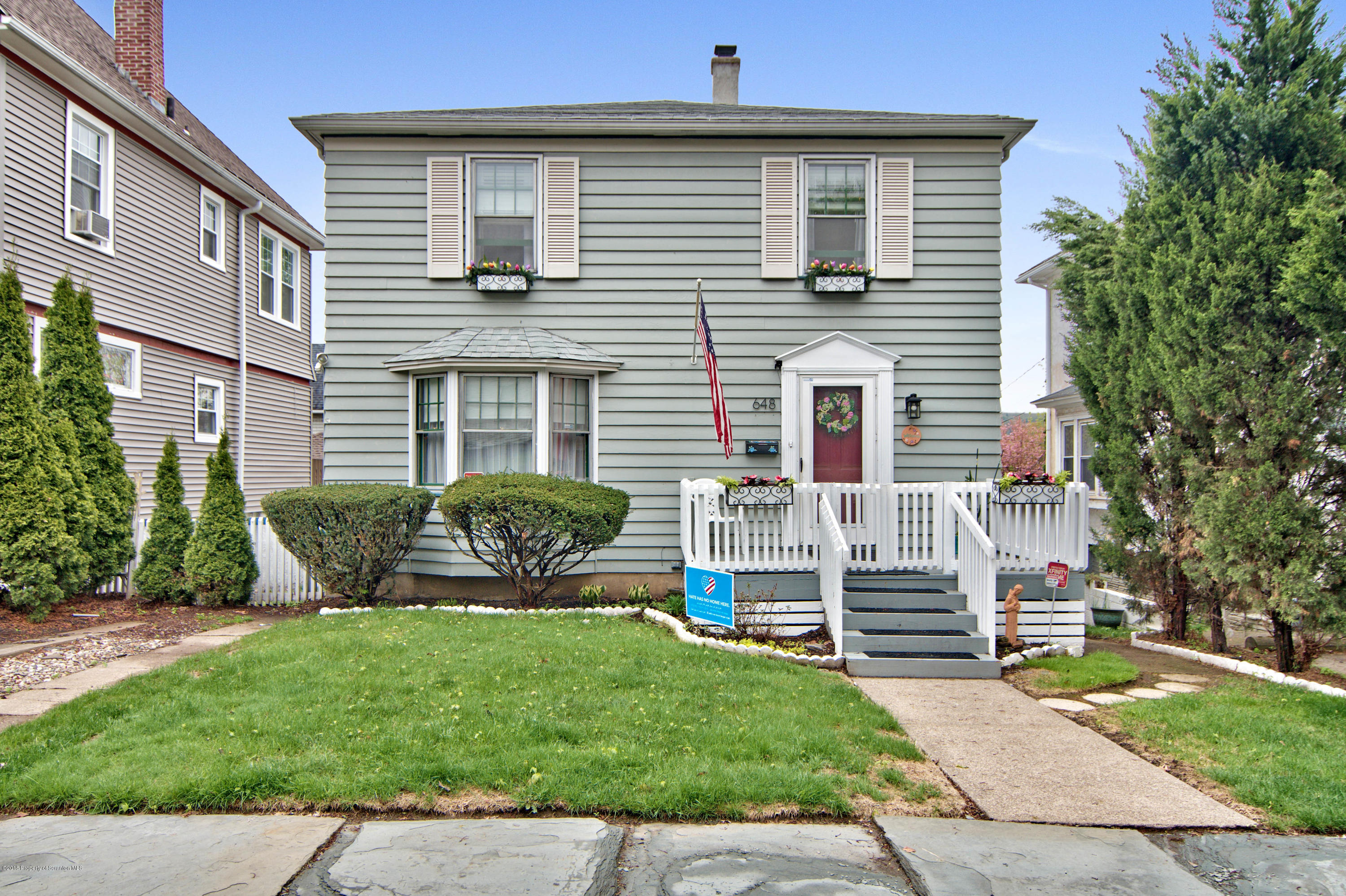 648 Irving Ave, Scranton, Pennsylvania 18510, 4 Bedrooms Bedrooms, 8 Rooms Rooms,2 BathroomsBathrooms,Single Family,For Sale,Irving,21-154