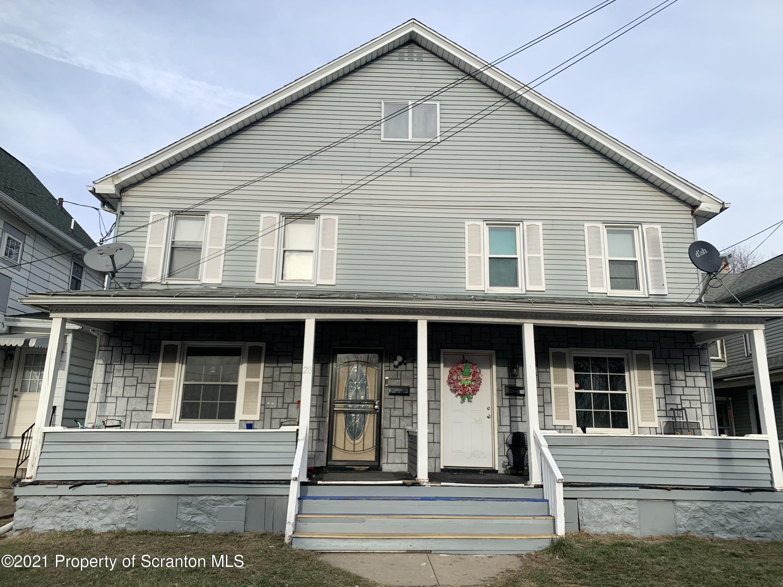 26 28 Dean St, Scranton, Pennsylvania 18509, ,Multi-Family,For Sale,Dean,21-240