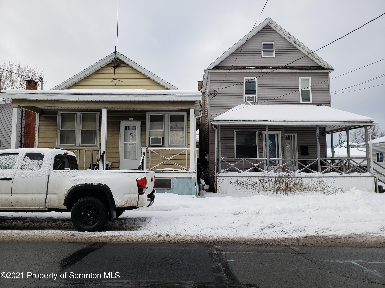 523 525 Lacka Ave, Olyphant, Pennsylvania 18447, ,Multi-Family,For Sale,525 Lacka,21-376
