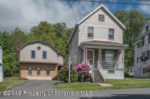 849 Throop St, Dickson City, Pennsylvania 18519, 2 Bedrooms Bedrooms, 4 Rooms Rooms,1 BathroomBathrooms,Single Family,For Sale,Throop,21-411
