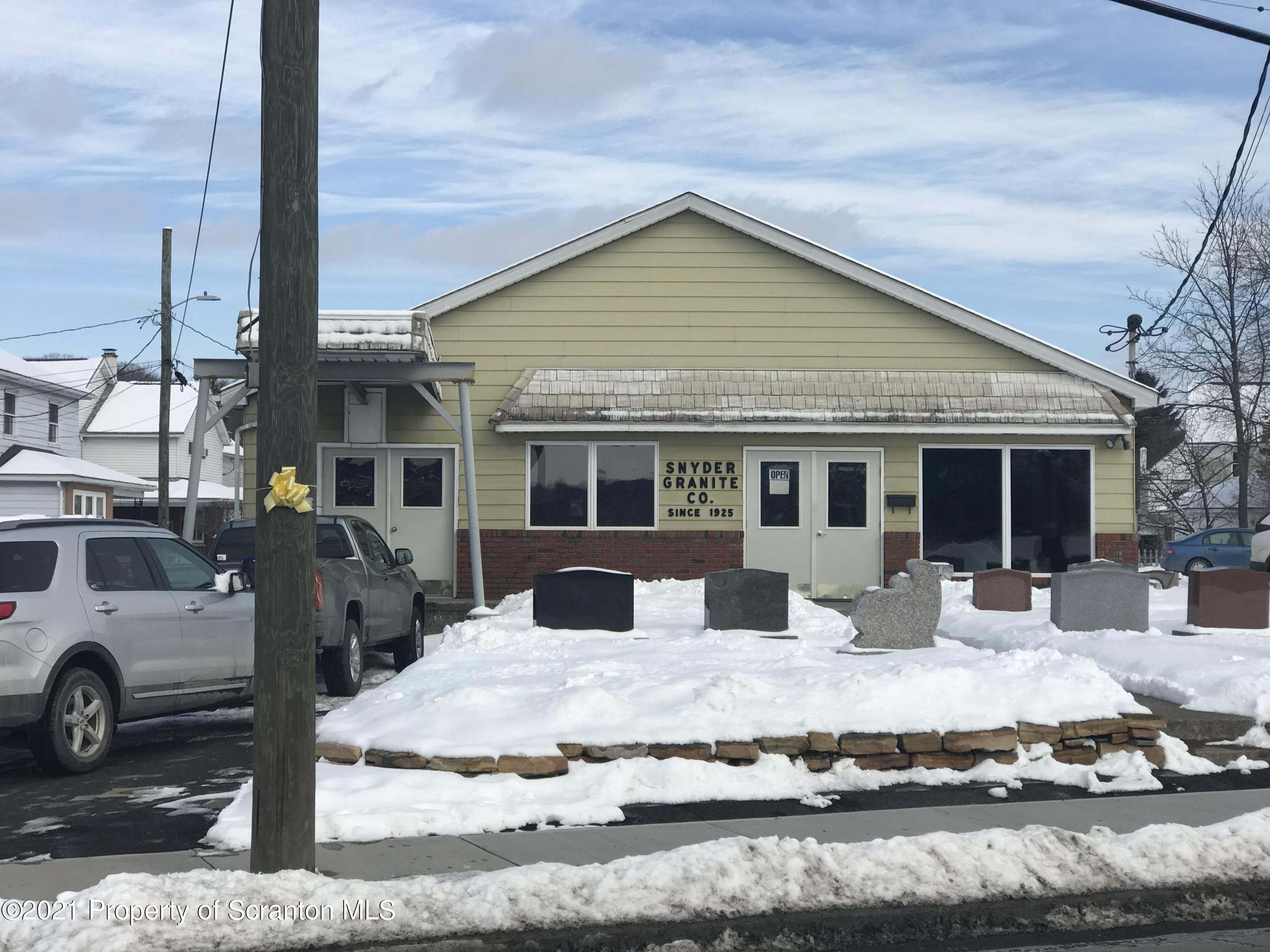 832 Main St, Peckville, Pennsylvania 18452, ,1 BathroomBathrooms,Commercial,For Sale,Main,21-472