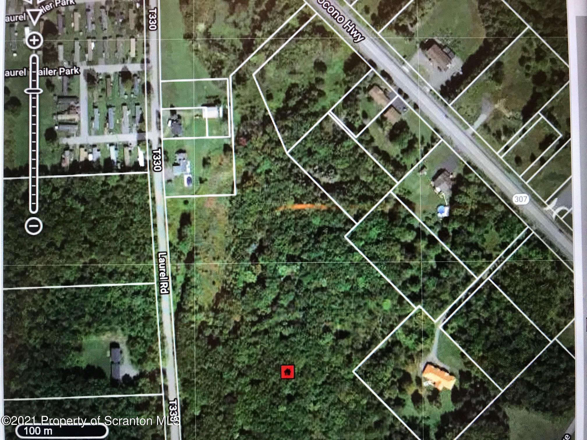 Sr 307 L 3, Covington Twp, Pennsylvania 18424, ,Land,For Sale,Sr 307 L 3,21-485