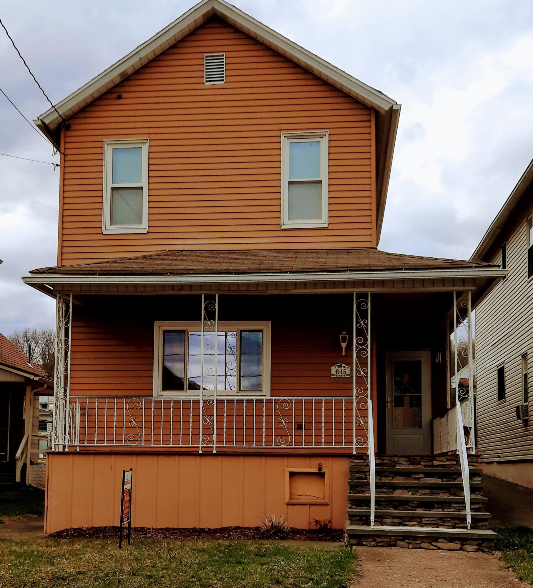 645 Carmalt St, Dickson City, Pennsylvania 18519, 3 Bedrooms Bedrooms, 6 Rooms Rooms,1 BathroomBathrooms,Single Family,For Sale,Carmalt,21-558