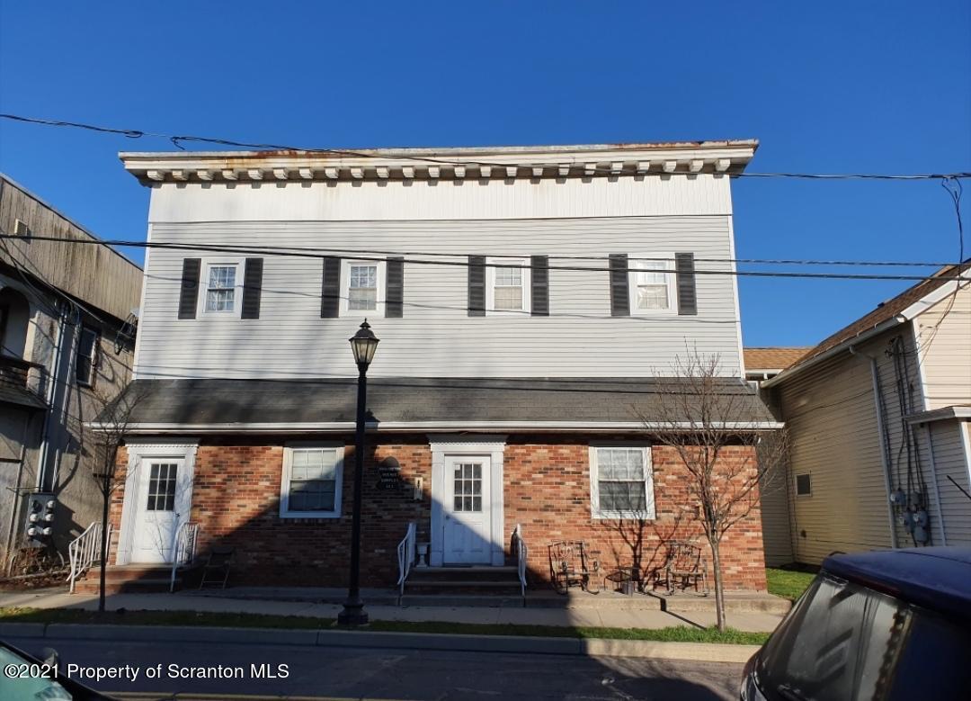 563 Washington Ave, Jermyn, Pennsylvania 18433, ,Multi-Family,For Sale,Washington,21-1057