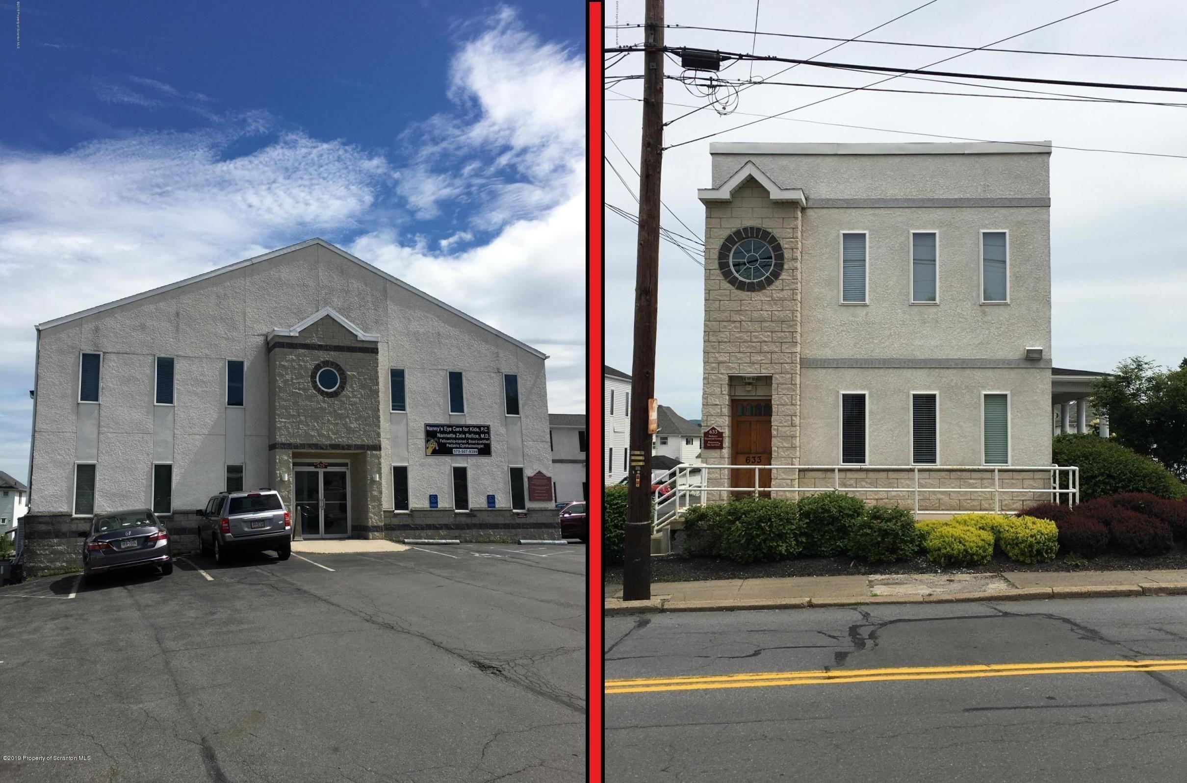 625 Drinker St, Dunmore, Pennsylvania 18512, ,1 BathroomBathrooms,Commercial,For Lease,Drinker,21-1071