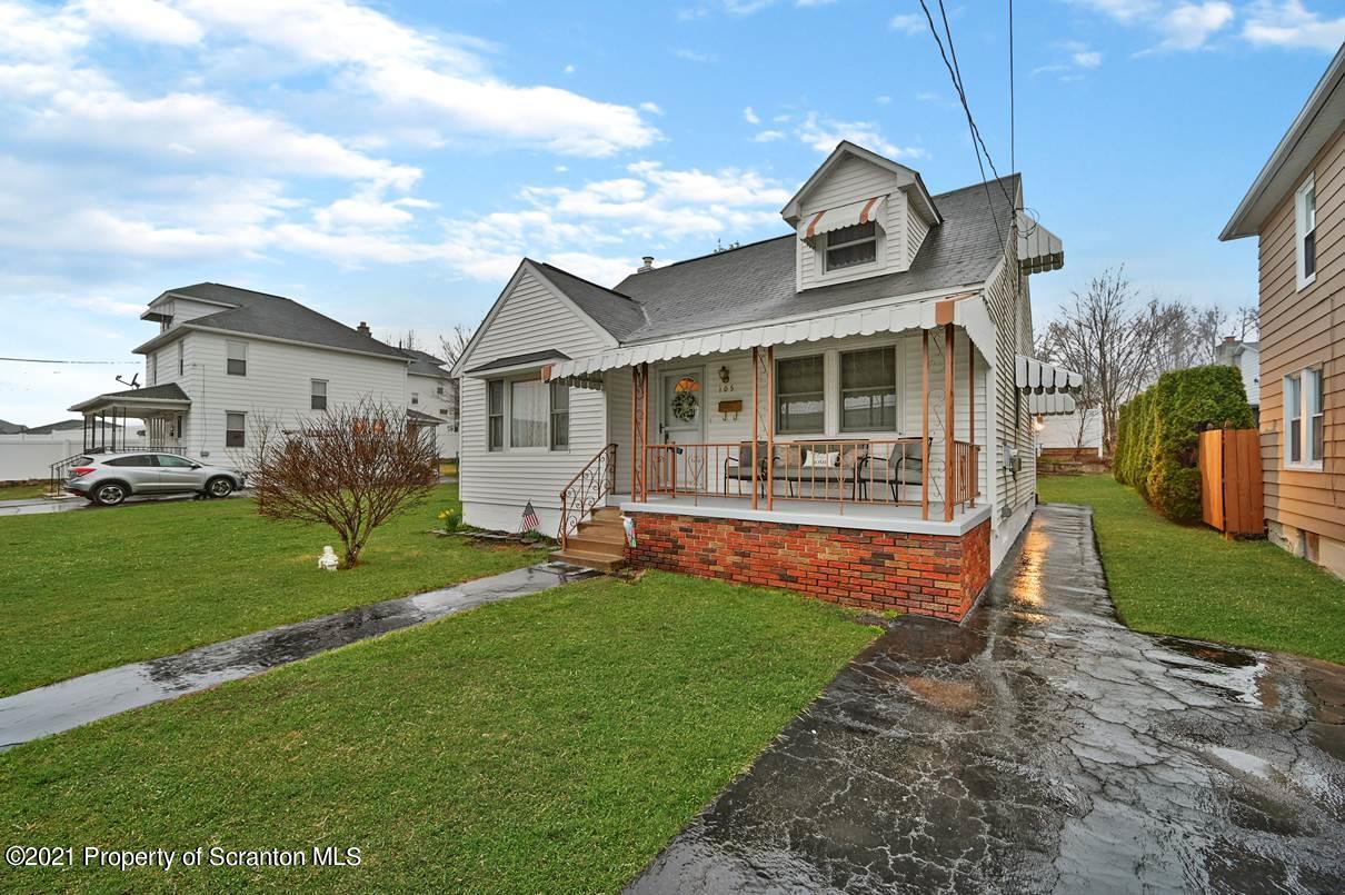 105 Olga St, Jessup, Pennsylvania 18434, 3 Bedrooms Bedrooms, 6 Rooms Rooms,1 BathroomBathrooms,Single Family,For Sale,Olga,21-1087