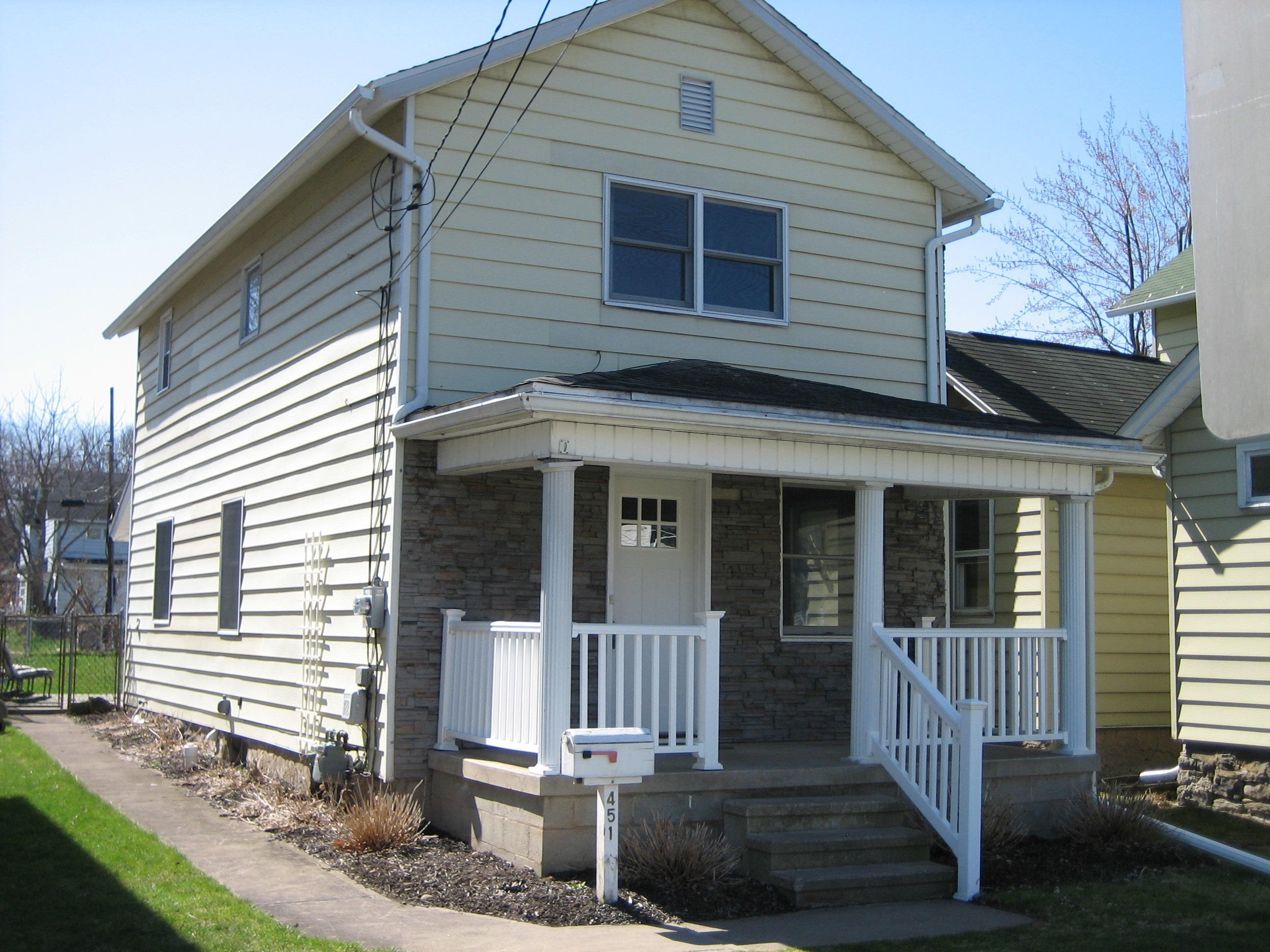 451 Hickory St, Peckville, Pennsylvania 18452, 3 Bedrooms Bedrooms, 6 Rooms Rooms,1 BathroomBathrooms,Single Family,For Sale,Hickory,21-1185