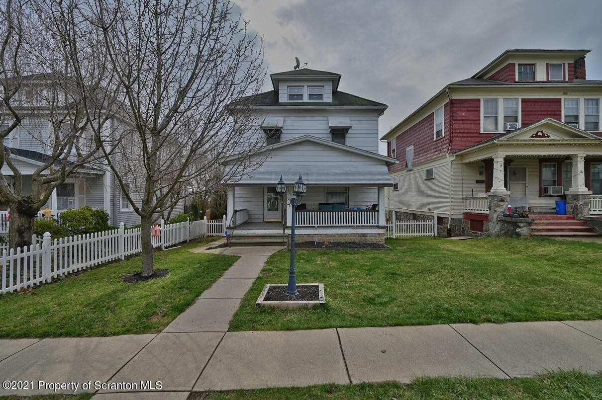 640 Lincoln Ave, Scranton, Pennsylvania 18504, 3 Bedrooms Bedrooms, 6 Rooms Rooms,1 BathroomBathrooms,Single Family,For Sale,Lincoln,21-1173