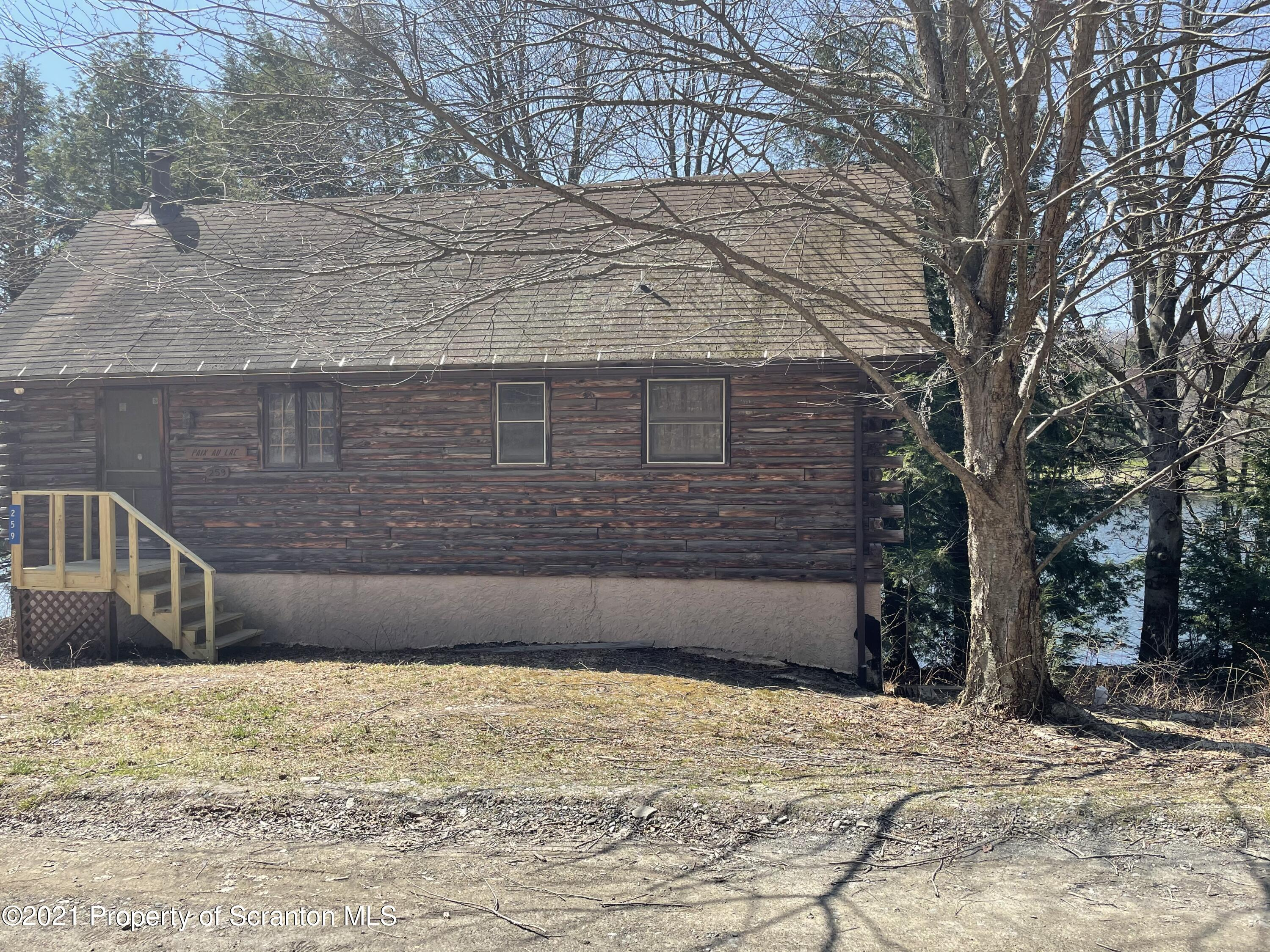 259 Loomis Road Lake Chrisann, Montrose, Pennsylvania 18801, 1 Bedroom Bedrooms, 3 Rooms Rooms,1 BathroomBathrooms,Single Family,For Sale,Loomis Road Lake Chrisann,20-5403