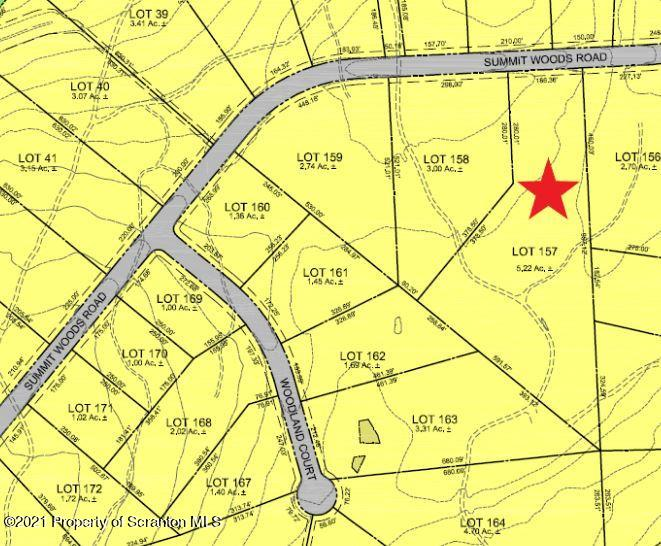 Lot 157 Summit Woods Rd, Moscow, Pennsylvania 18444, ,Land,For Sale,Summit Woods,21-1176