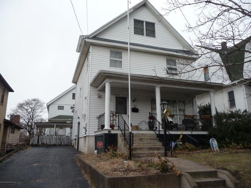 725 Wheeler Ave, Scranton, Pennsylvania 18510, ,Multi-Family,For Sale,Wheeler,21-1614